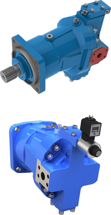Variable motors